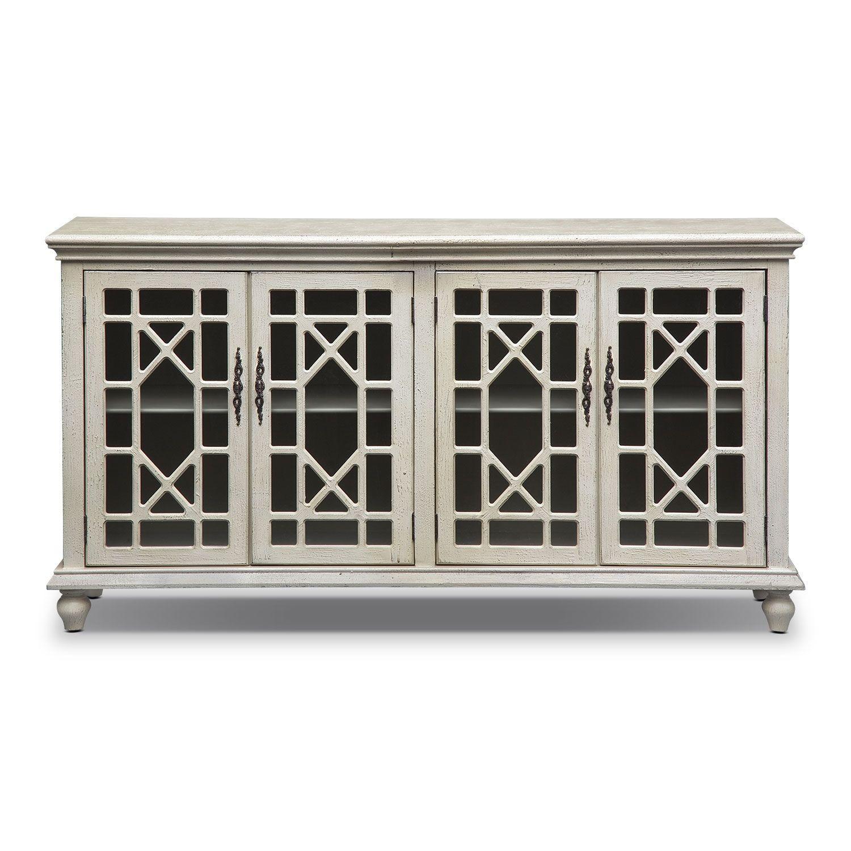 Attractive Accent And Occasional Furniture   Grenoble Media Credenza $599.99
