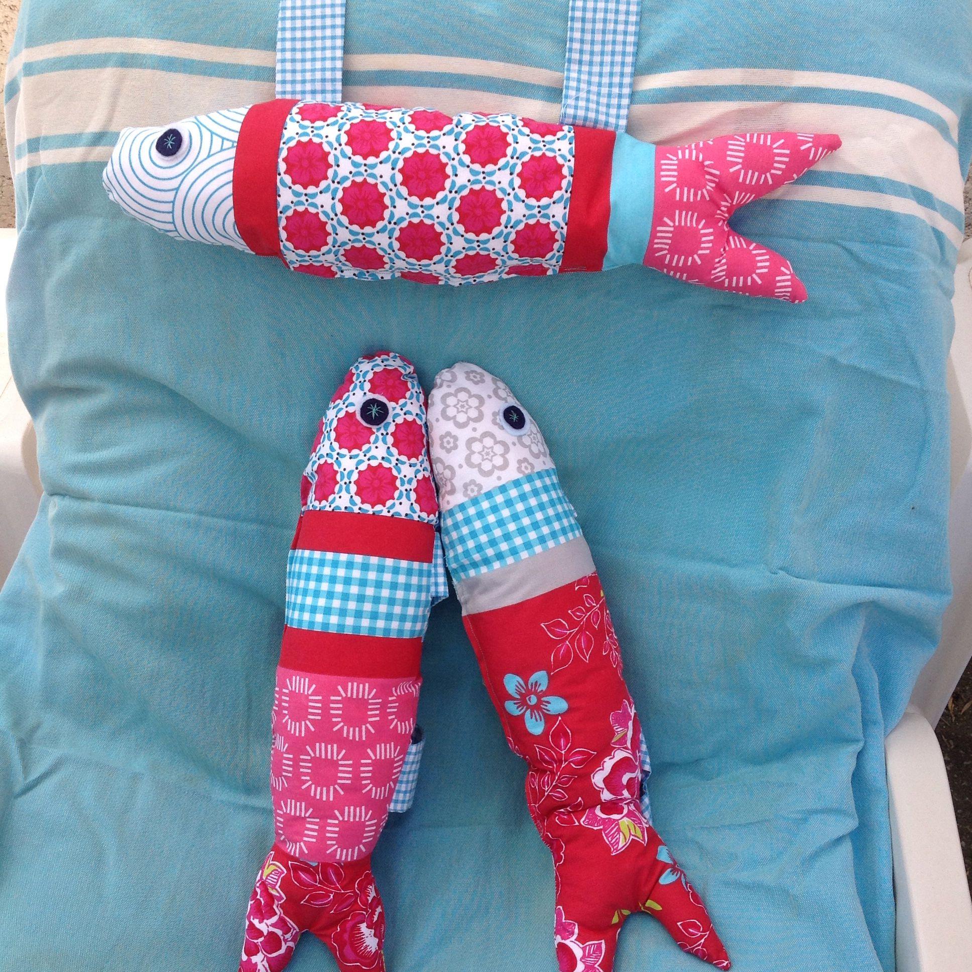 Appuie t te sardine diy couture pillows hobby pinterest for Pesci per laghetti esterni
