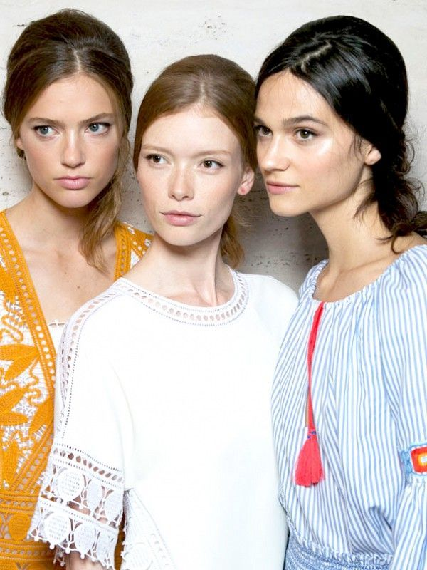 How to Get Tory Burch's Ultra-Pretty Take on the No-Makeup Look