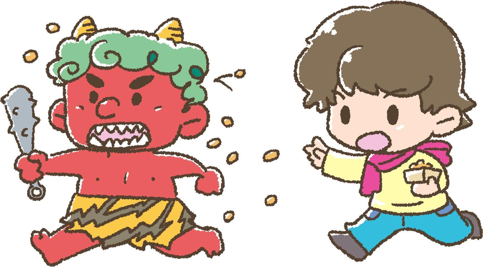 Japanese Folk Song 36 Bean Throwing Mamemaki