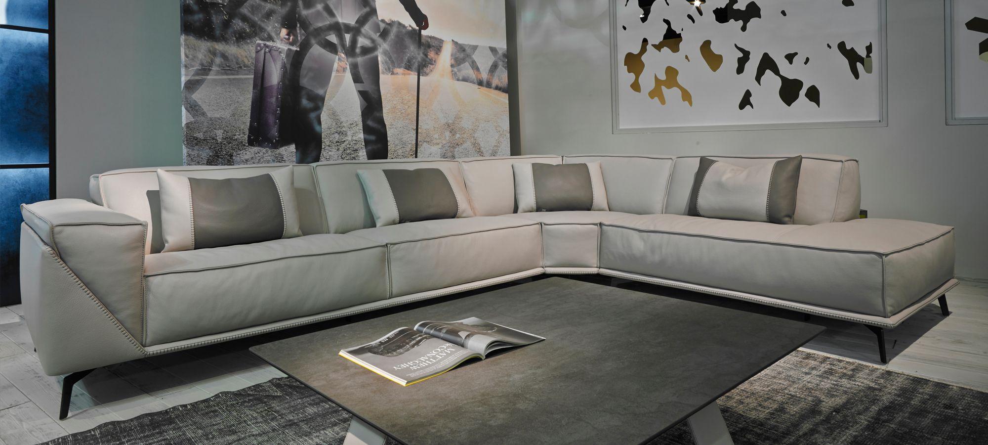 Gamma Edwin Living Room Decor Modern Furniture Luxury Italian Furniture