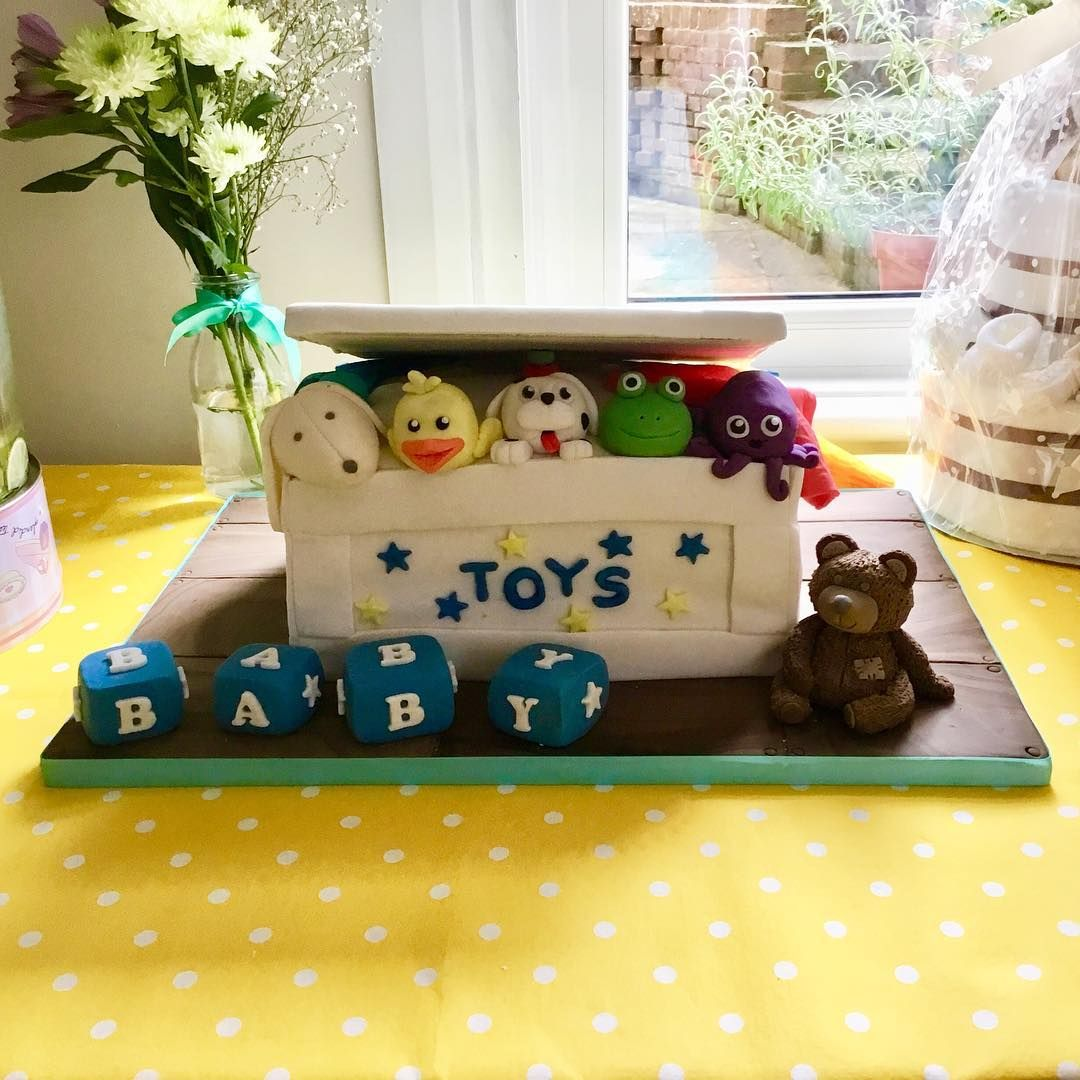 Pin by sweettreats by sophie on baby shower cakes baby