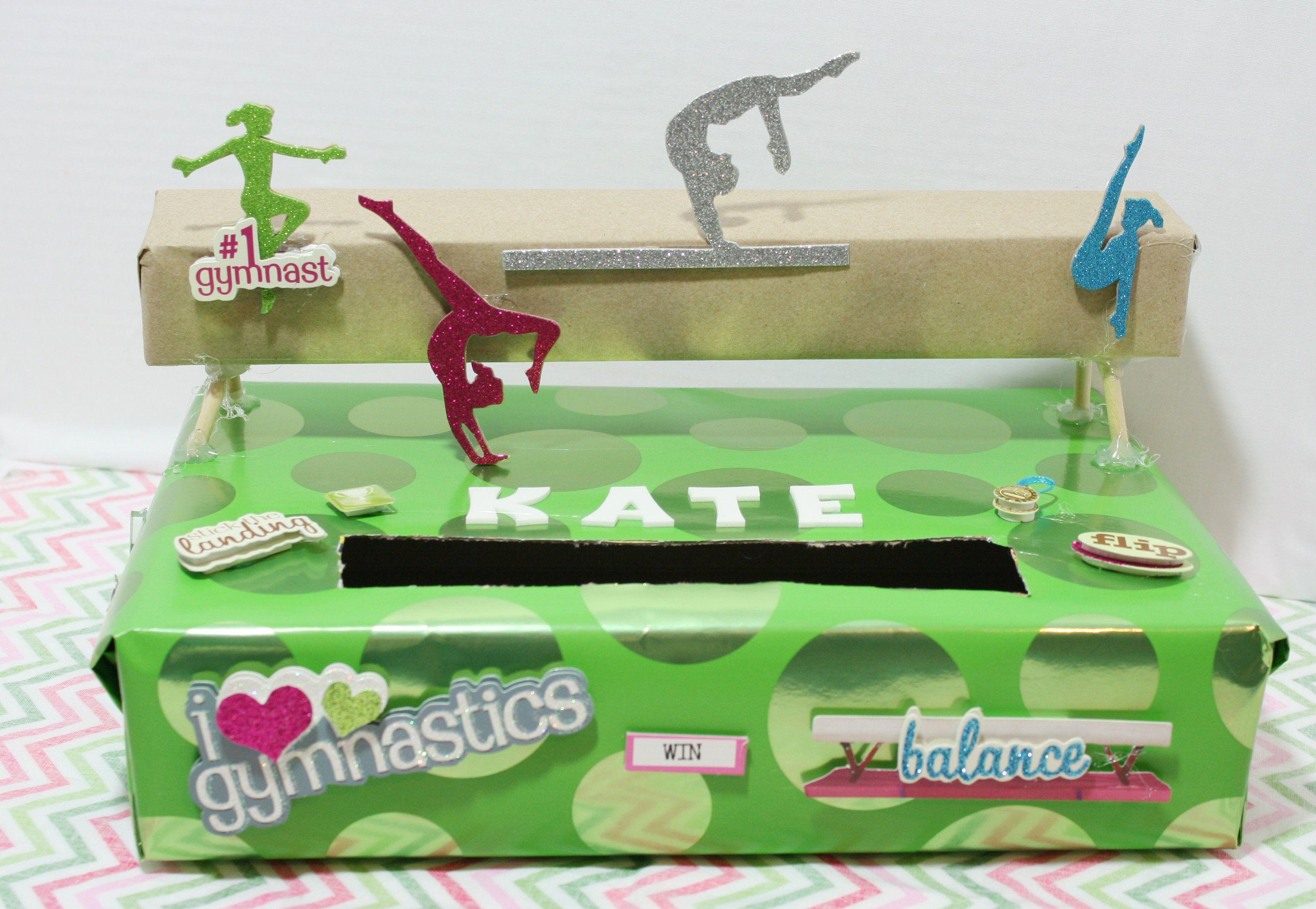 Valentines day gymnastics box 19