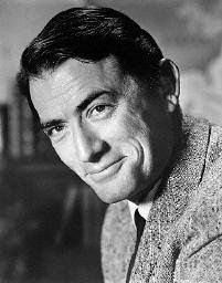 Gregory Peck. Say no more.