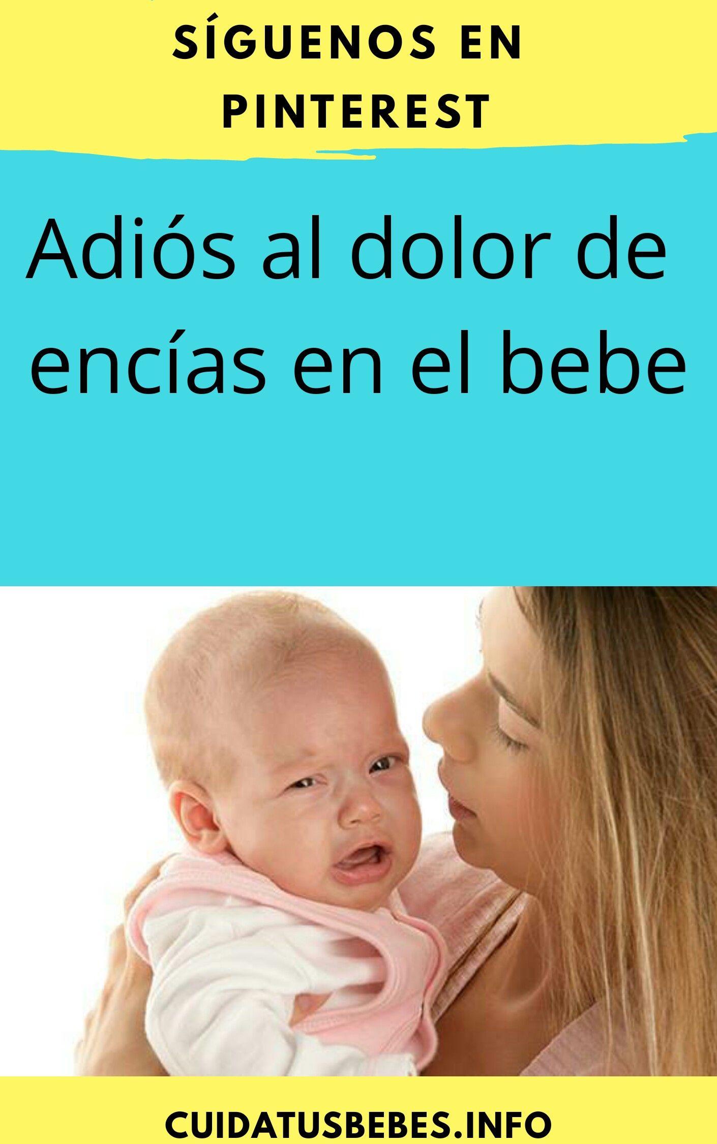 remedios para el dolor de encias en bebes