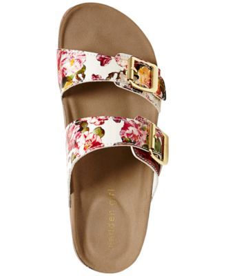 1088e50ab85b Madden Girl Brando Footbed Sandals. Is it bad to admit I really like these