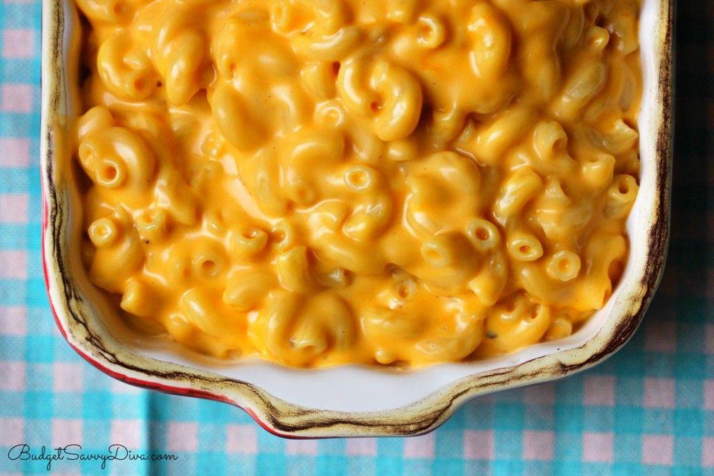 Stouffer S Macaroni Cheese Recipe Macaroni Cheese Macaroni