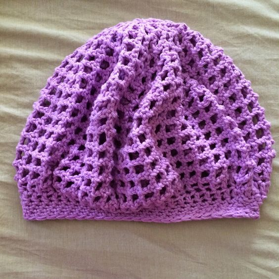 Not My Nana\'s Crochet!: Crochet Lacy Hair Net Snood #2 | Knit ...