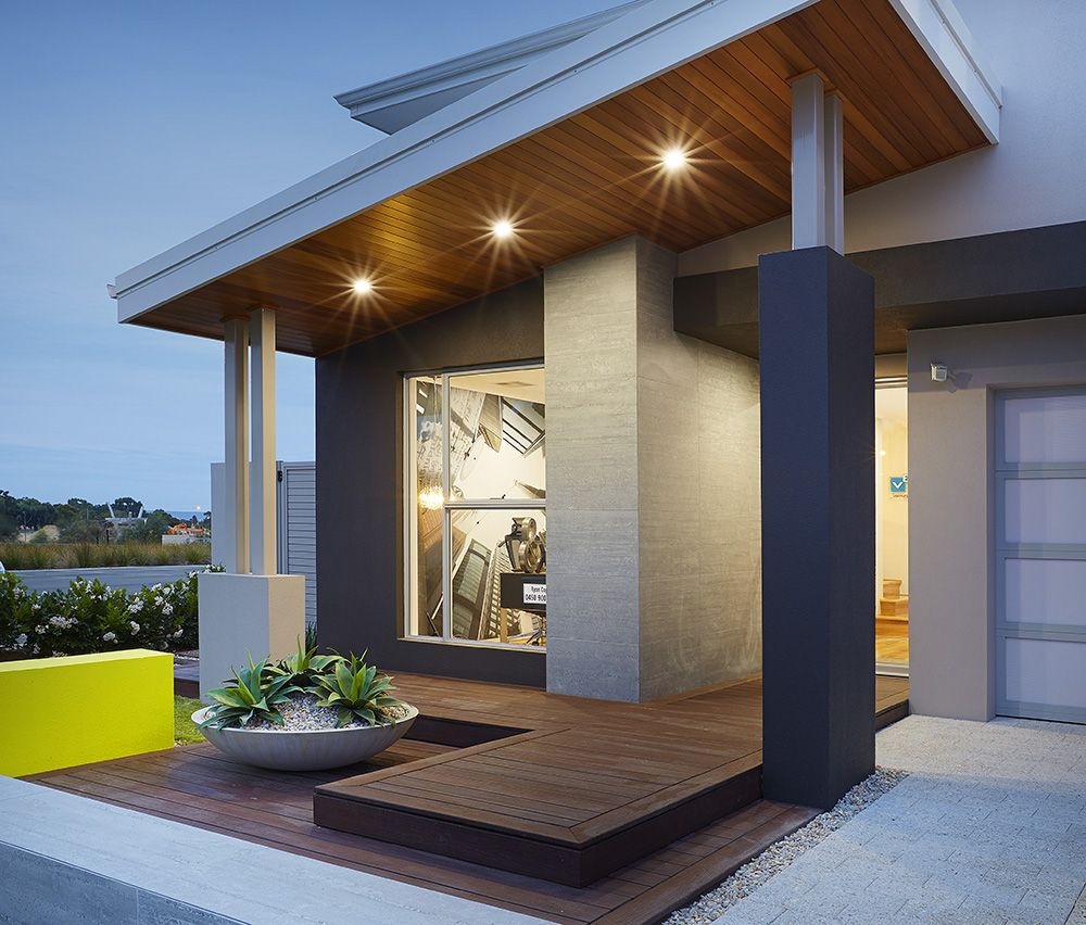 house exterior using colorbond Loft and Dune - Google Search ...
