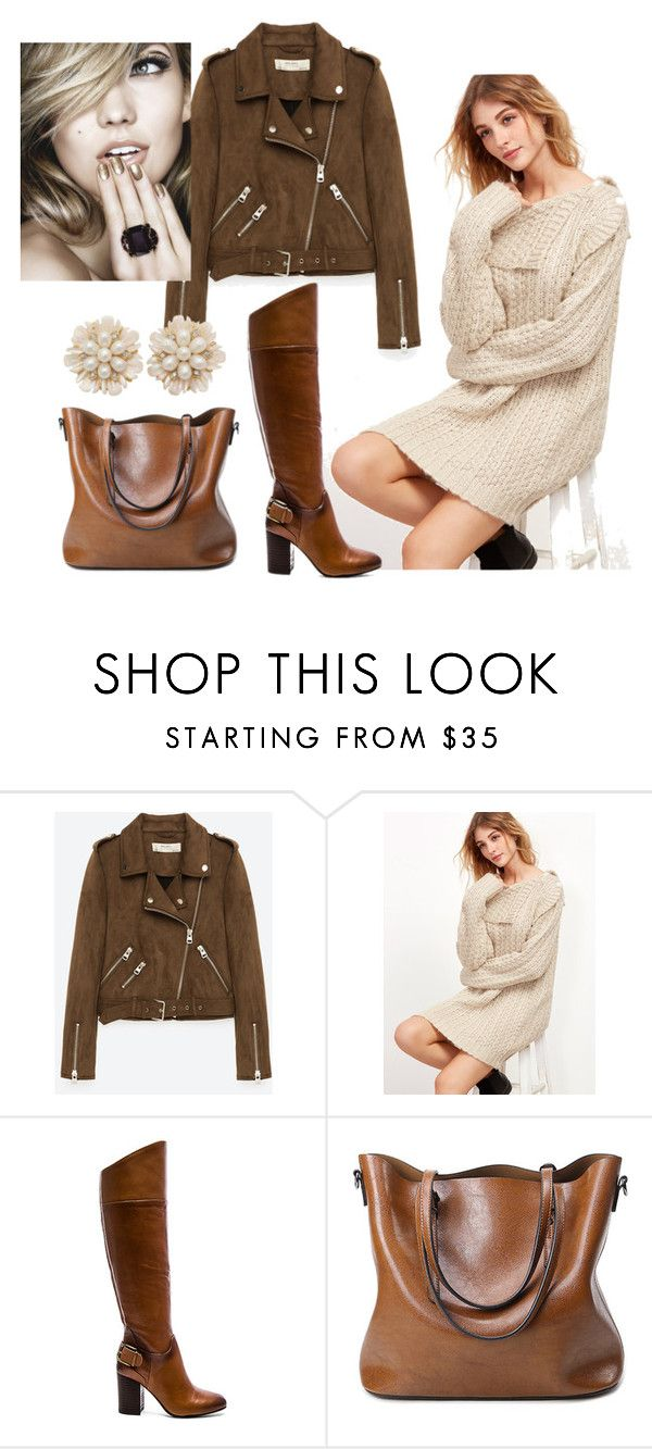 """""""Untitled #1673"""" by krissybob ❤ liked on Polyvore featuring Freebird and Vince Camuto"""