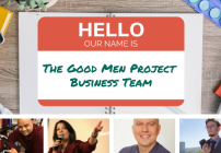 We are here, the Good Men Project Business team is picking up steam and we're going to tackle the money, entrepreneur, and corporate survival stories from a distinctly GMP angle.