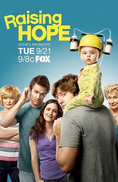 Raising Hope. MaMa is hilarious.