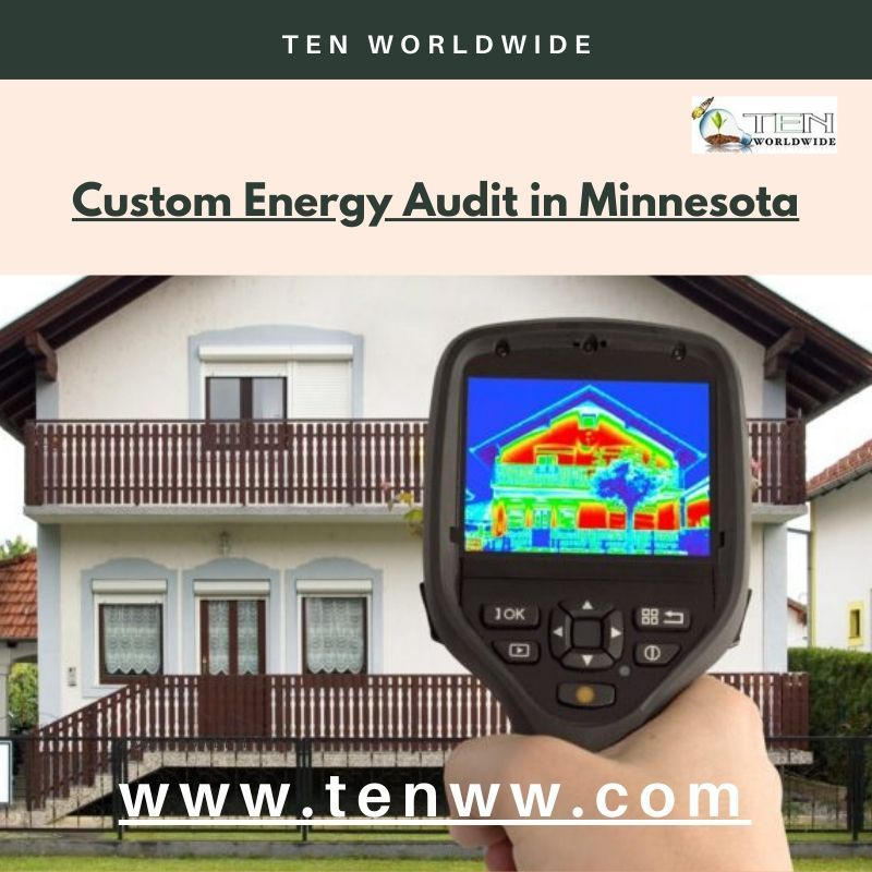 Custom Energy Audit In Minnesota Printing Business Cards Graphic Design Software Energy Audit