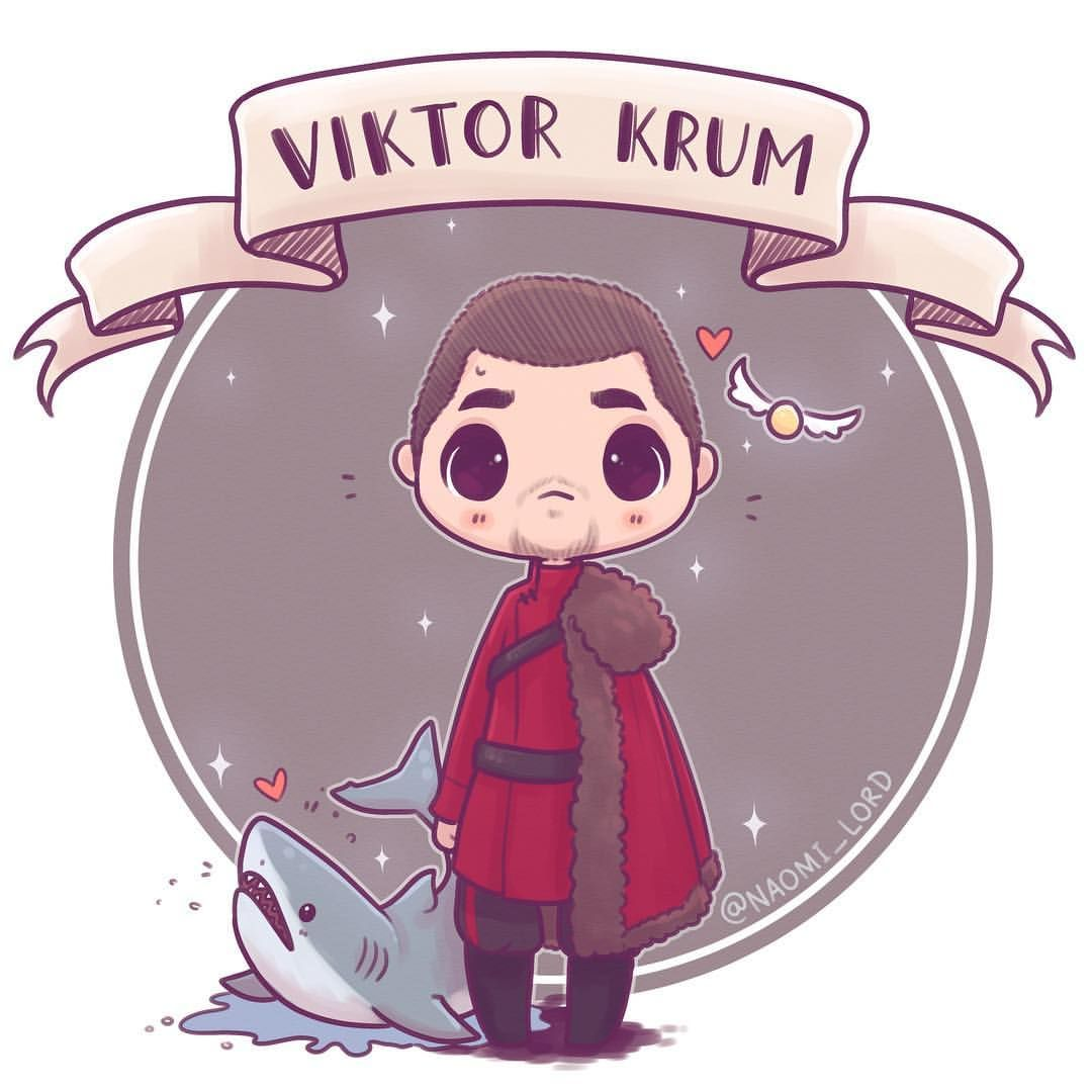 Viktor Krum I Ve Decided That After The Triwizard