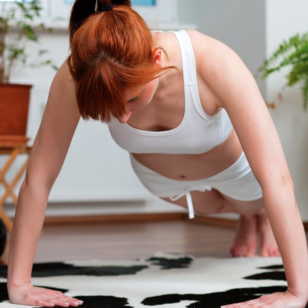 Circuito Hiit En Casa : Too cold to go to the gym try this hiit workout at home health