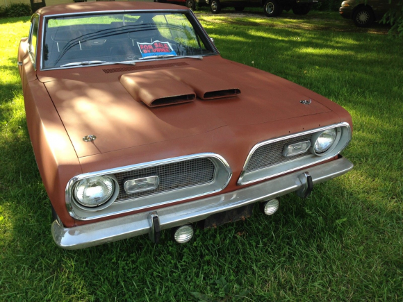 1969 Plymouth Barracuda | Project Cars For Sale | Project cars for