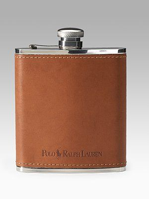 e2935122a4 Ralph Lauren Flask - at least I ll be classy when I m drinking at an event  I shouldn t be.