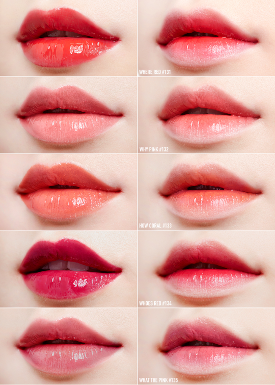 how to make your lips look small and wear lipstic