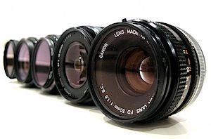 Three lenses every photographer should own.