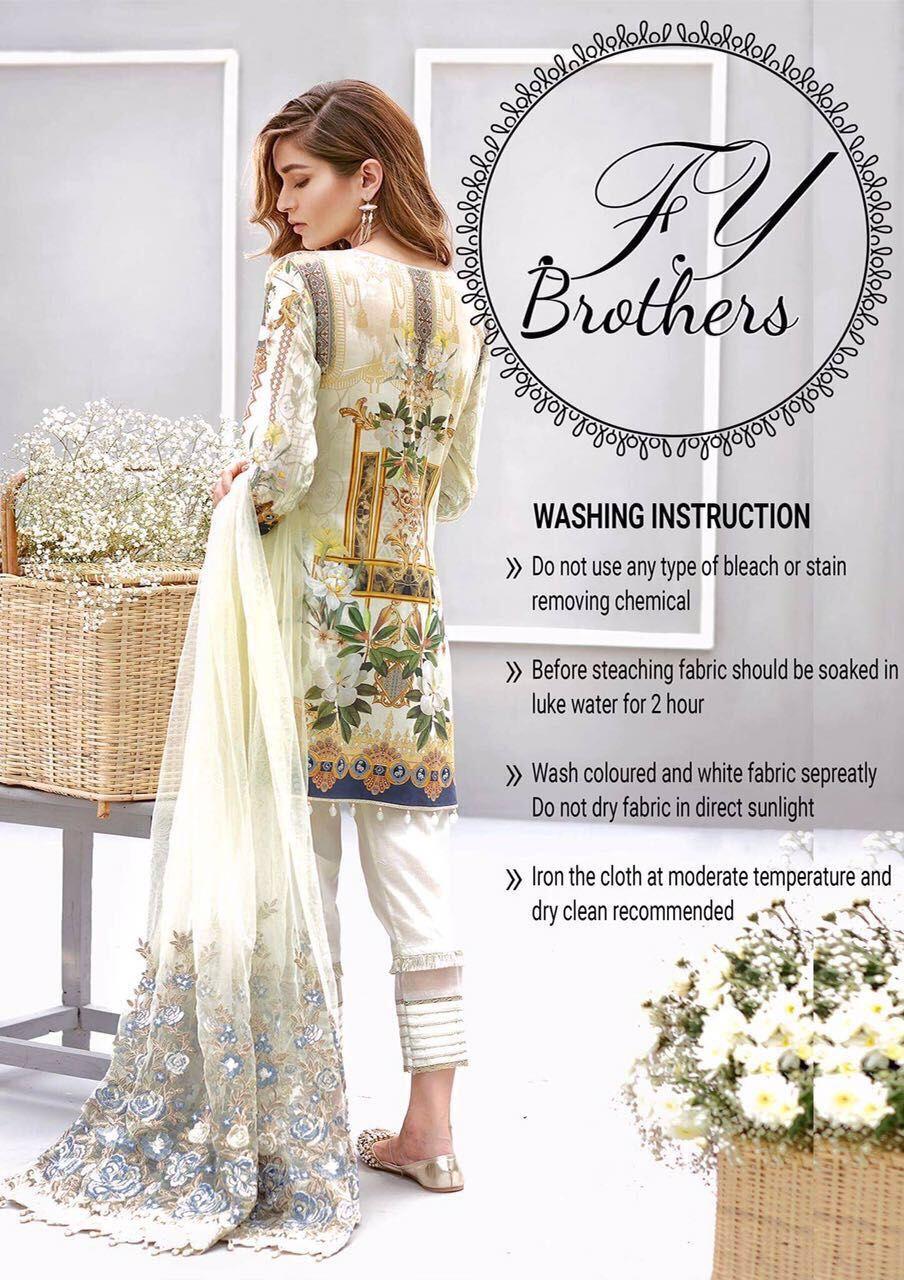 a50906e0c0 Baroque, Baroque Embroidered Lawn Collection, Baroque Lawn Replica, Master  Quality Replica, Replica, Baroque B 2017, Ladies Clothing, Pakistani Ladies  ...