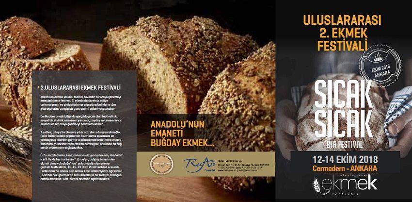 Uluslararası 2. Ekmek Festival