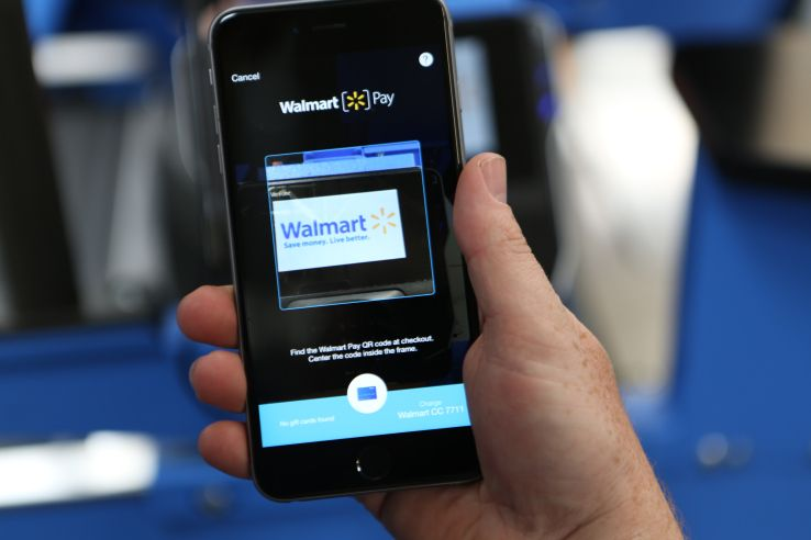 Walmart's app will now let Pharmacy and Money Services