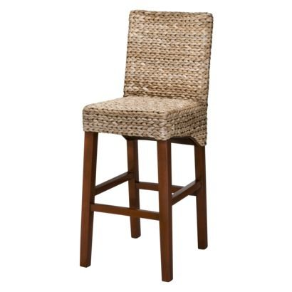 seagrass barstool at target counter stool height will definitely have this for my island