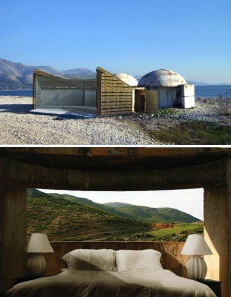 Hunker in the Bunker 15 Cool Converted Concrete Shelters Modern - Plan De Construction D Une Maison