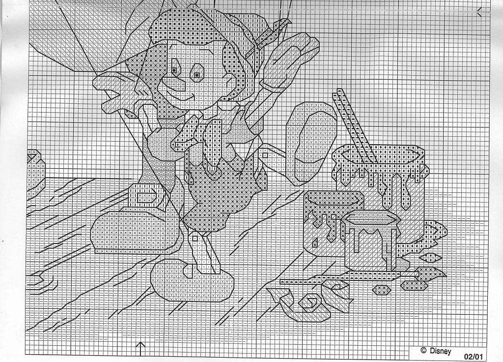 Solo Patrones Punto Cruz   Cross stitch, Stitch and Patterns