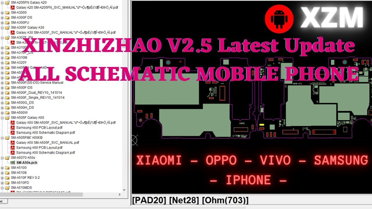 Xinzhizao Schematic V2 5 Log In Server Vip Without Dongle Schematic Xia In 2021 Xiaomi Server Vivo