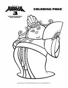 Kung Fu Panda 3 Awesome Edition Coloring Pages Game On Mom