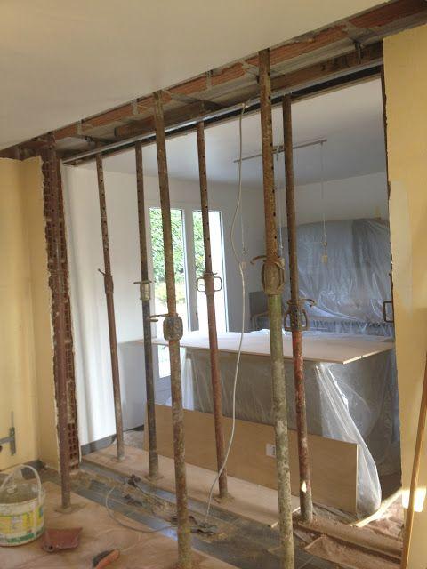 casser un mur porteur les r gles suivre astuces bons plans pinterest. Black Bedroom Furniture Sets. Home Design Ideas
