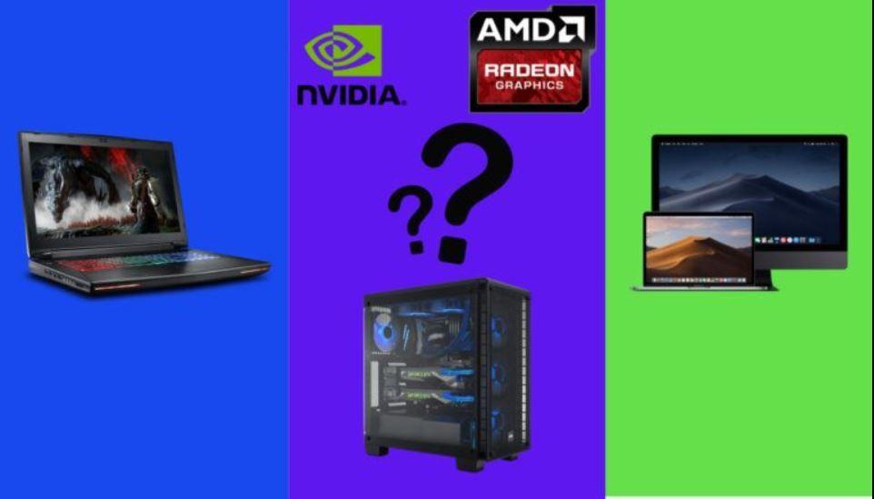 معرفة كرت الشاشة على Apple Computer Laptop Apple Computer Laptop Computers