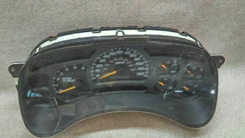 Speedometer Instrument Cluster Id 15182146 Fits 03 05 Chevrolet
