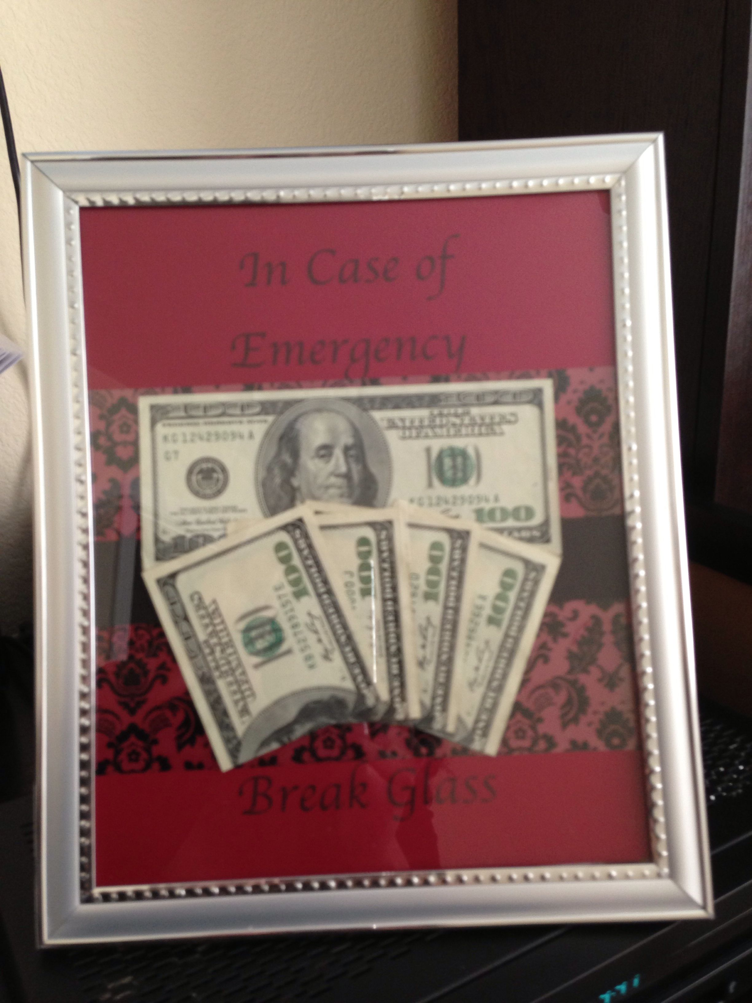 Graduation Gift For My Best Friend S Daughter Great Way To Money With Out Handing