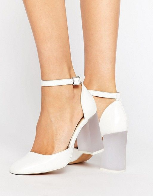 ASOS PRIMA DONNA High Block Heels at asos.com