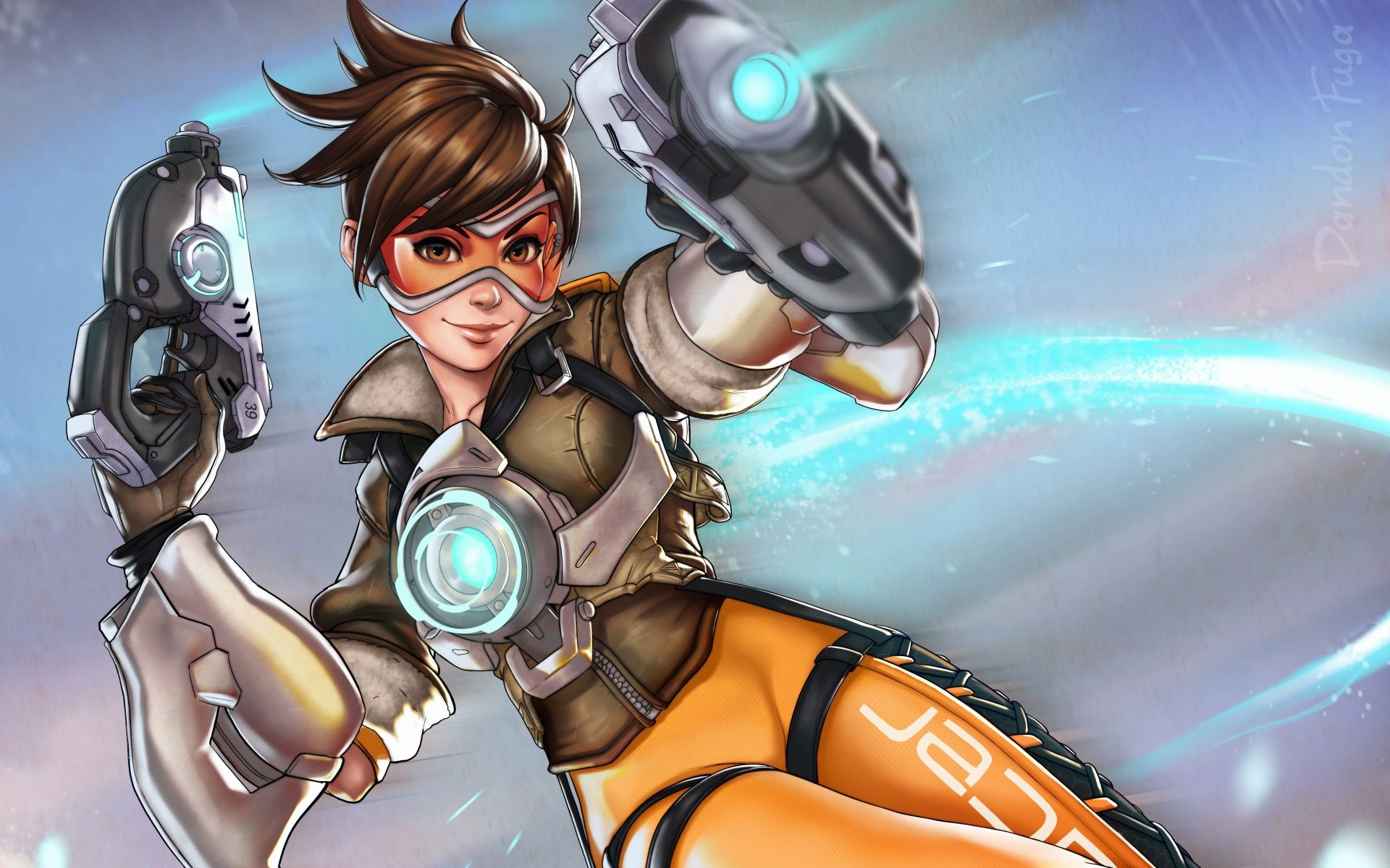 Pin On Hd Overwatch Wallpapers