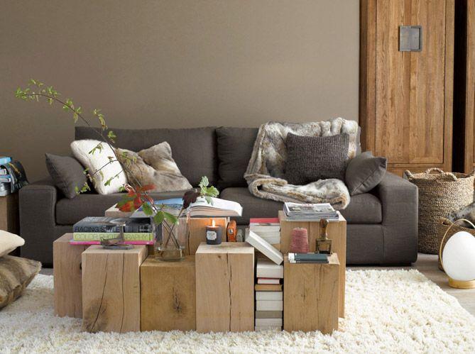 5 astuces pour créer une déco cocooning Salons, Living rooms and