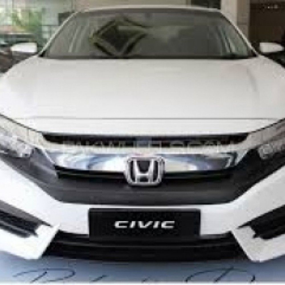 Comments By Seller Brand New Honda Civic 18 Oriel UG White Colour Showroom Delivery Leather