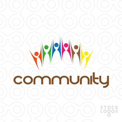 logo for community services dream home pinterest