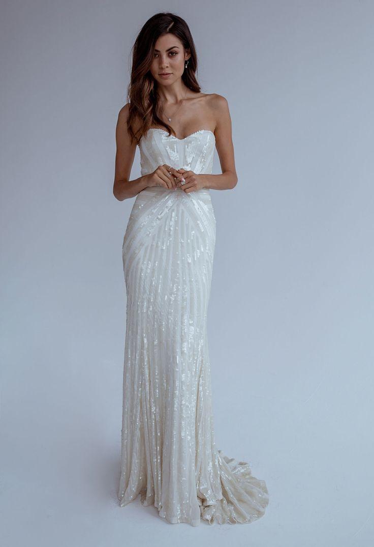 Tendance robe du mariée karen willis holmes