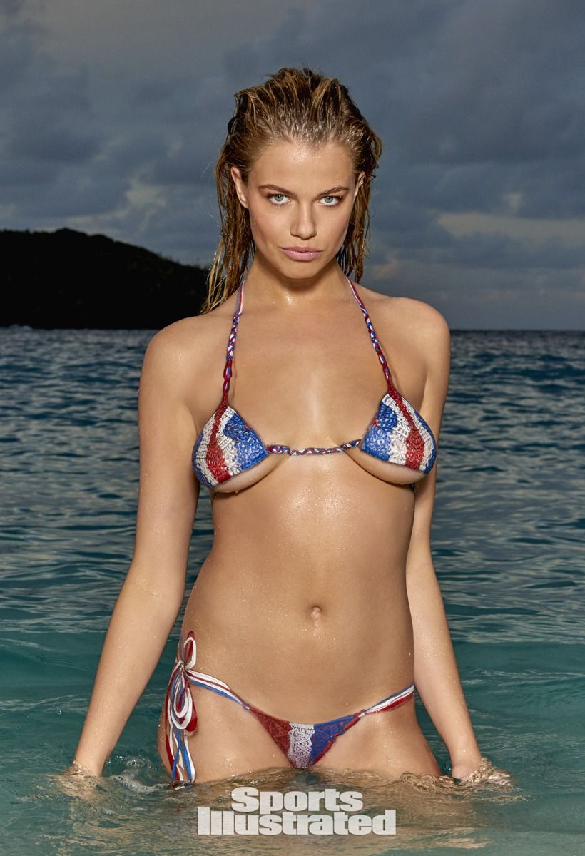 Image result for hailey clauson sports illustrated body paint