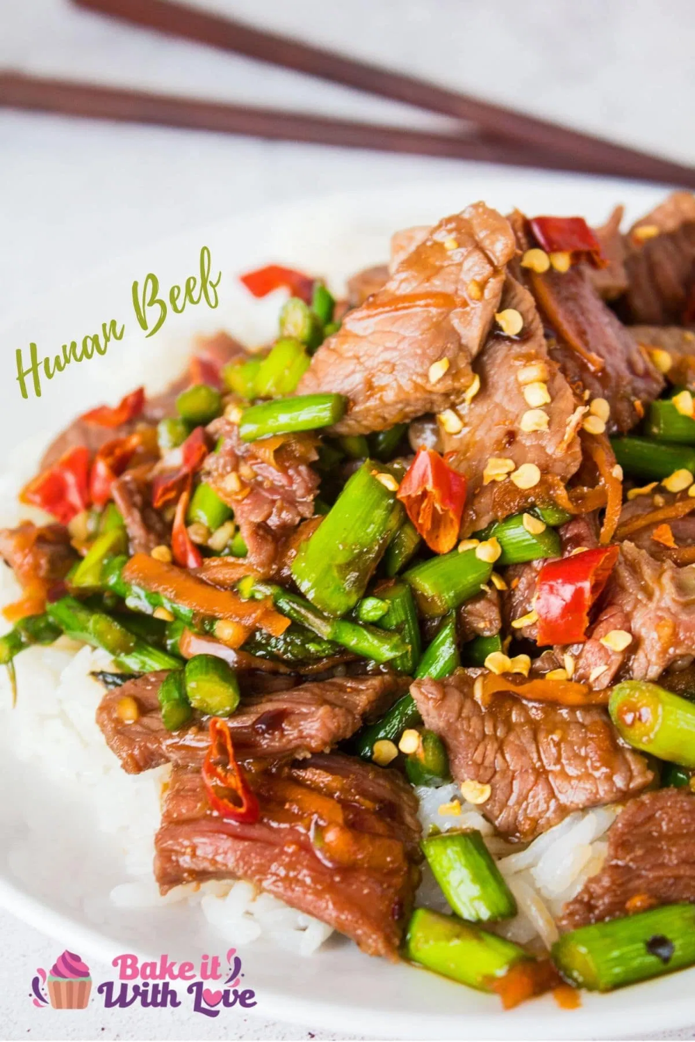 hunan beef  recipe in 2020  dinner with ground beef