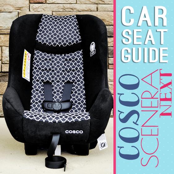 Car Seat Guide Cosco Scenera Next