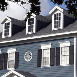 Exterior House Colors Hot Trends | Unique Perspective on Exterior ...