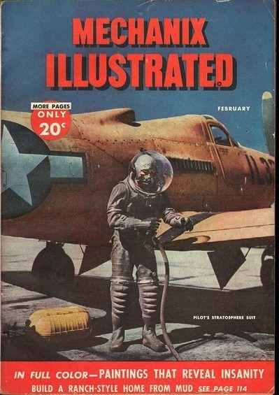 Mechanix Illustrated February 1947