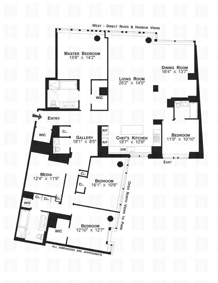 199834688 Jpg 720 932 Floor Plans House Floor Plans Apartment Floor Plans