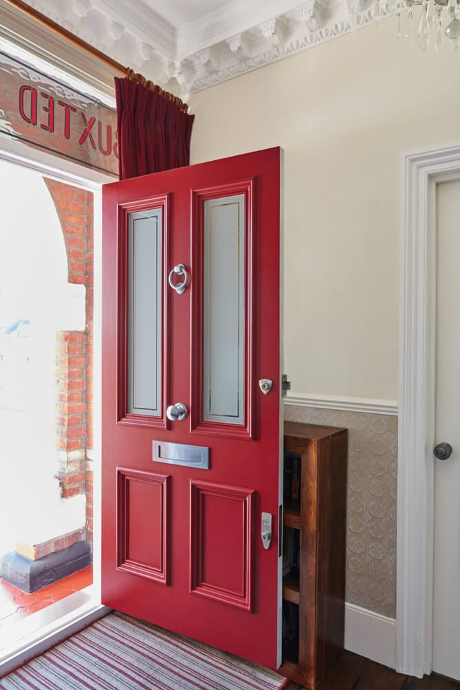 Victorian Front Doors - London Door Company #victorianfrontdoors