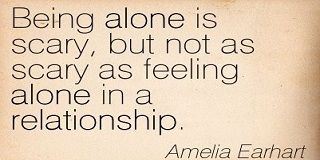 Feeling Lonely In A Relationship Quotes And Sayings Quotes