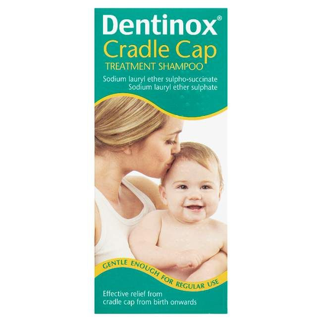 Dentinox Cradle Cap I Use This Shampoo Every Time I Give My Baby A Bath To Get Rid Of His Cradle Cap Also Called Baby Cradle Cap Cradle Cap Treatment Cradle